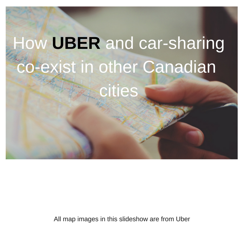 Car-sharing market threatened by Uber's impending arrival