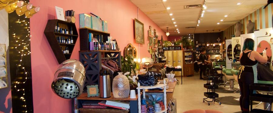 East Vanity Salon