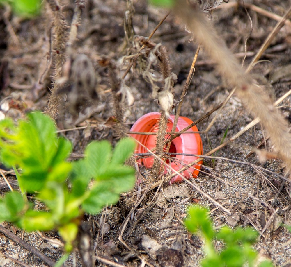 Plastic in Wreck Beach - Said Abugattas.13