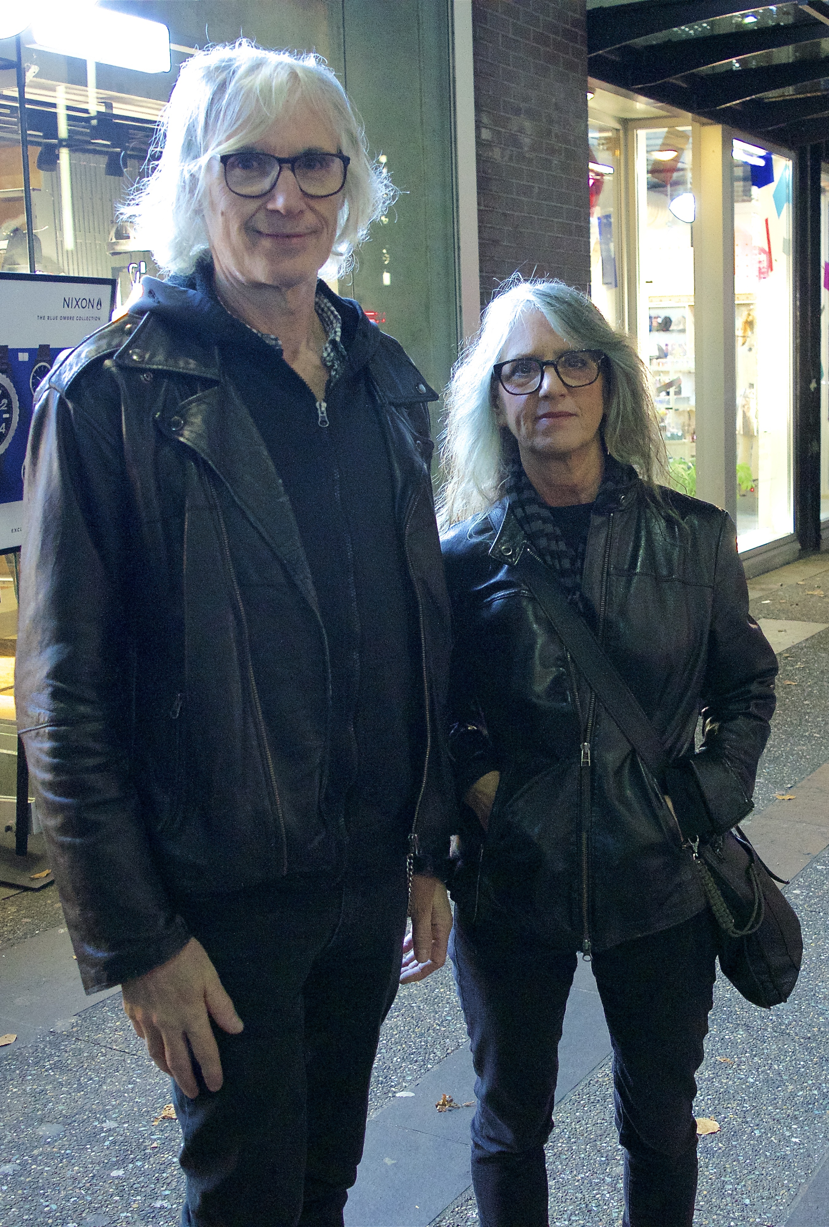 Cecil English and Donna Mabbett reminisce about '80s Vancouver punk.